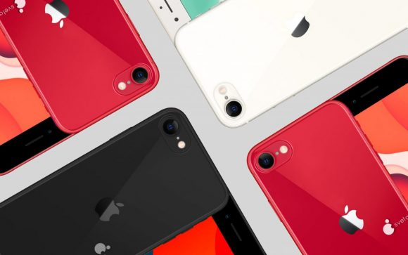 iPhone SE 2 svetapple
