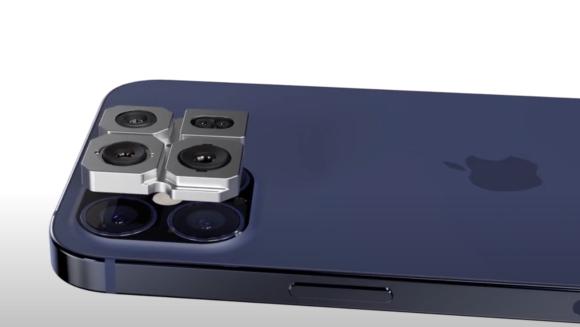 iPhone12 Pro rear camera