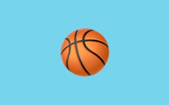 バスケットボール絵文字