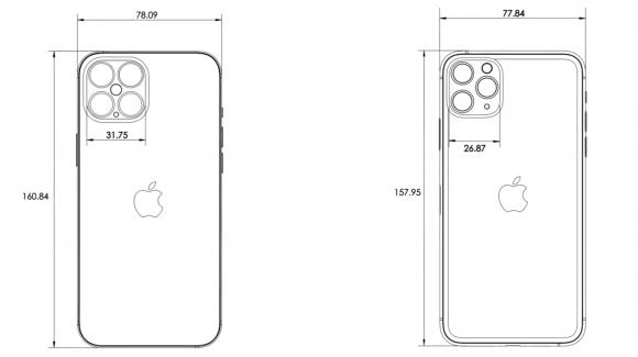 iPhone12 pro max cad back