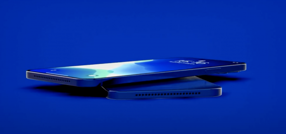 Portless iphone concept
