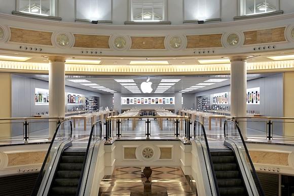 Apple Euroma2 イタリア