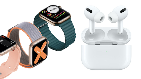 Apple Watch / AirPods Pro