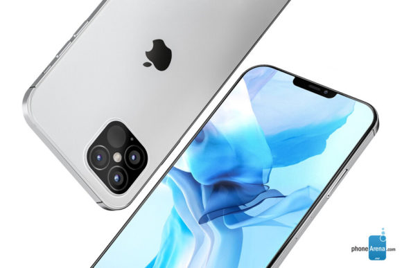 iPhone12 コンセプト