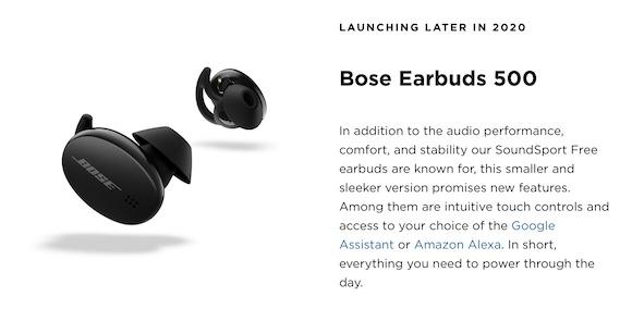 BOSE EarBubs 01