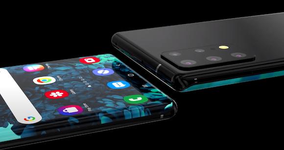 Galaxy S30 Concept