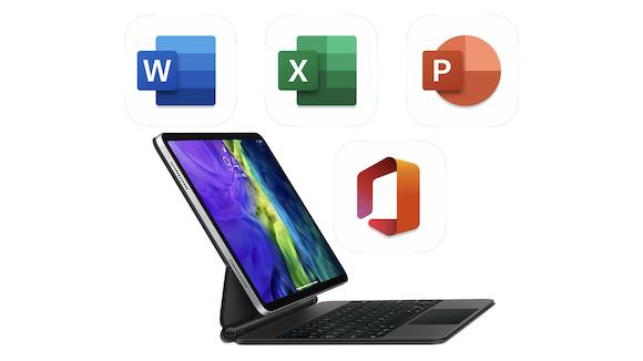 Microsoft Office iPad Magic Keyboard