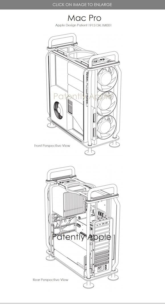 Mac Pro design patent 3