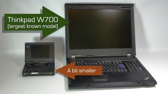 PC110 vs W700