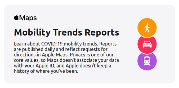 apple モビリティデータ
