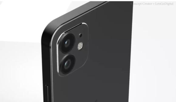 iphone12 mini 5.4インチ コンセプトイメージ
