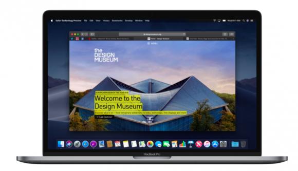 Safari Technology Preview 107