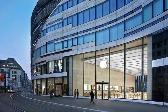 apple store ドイツ