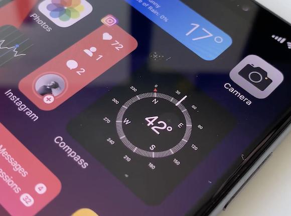 iOS14 widgets concept 03