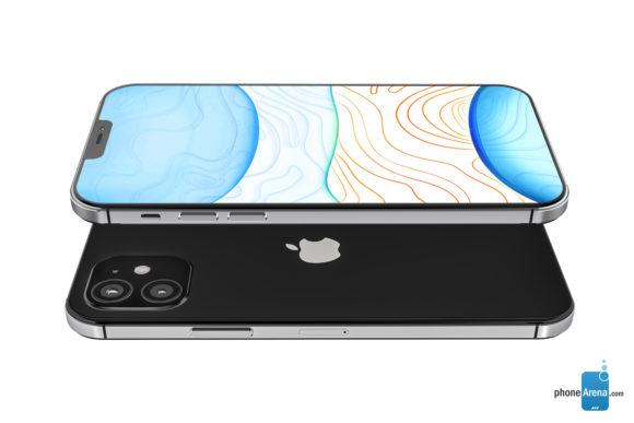 iPhone 12 コンセプト
