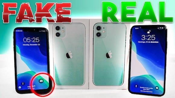 iPhone11 fake