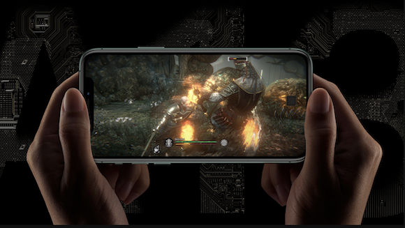 Apple iPhone11 Pro ゲーム