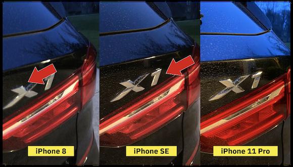 iPhone SE(第2世代) カメラ比較 MacRumors