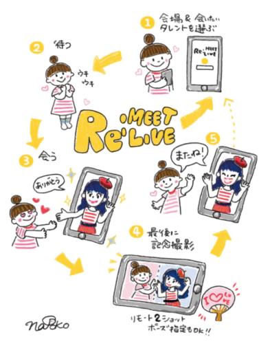 Re:Meet LIVE(リミートライブ)