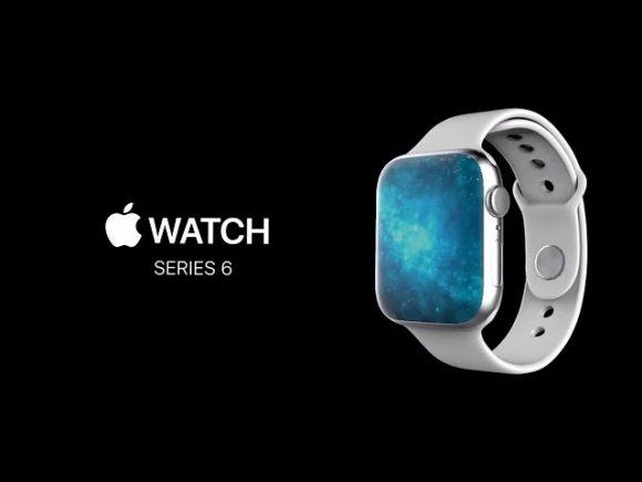 Apple Watch Series 6 concept