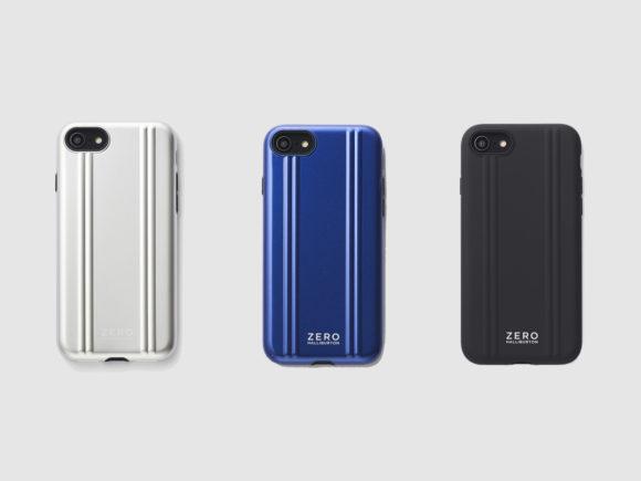 ZERO HALLIBURTON Hybrid Shockproof Case for iPhoneSE