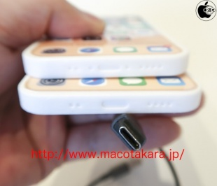 iPhone 2021 モックアップ