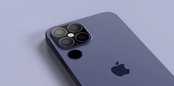 iPhone13 quad camera