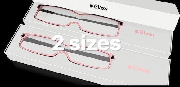 Apple Glasses SVT 01