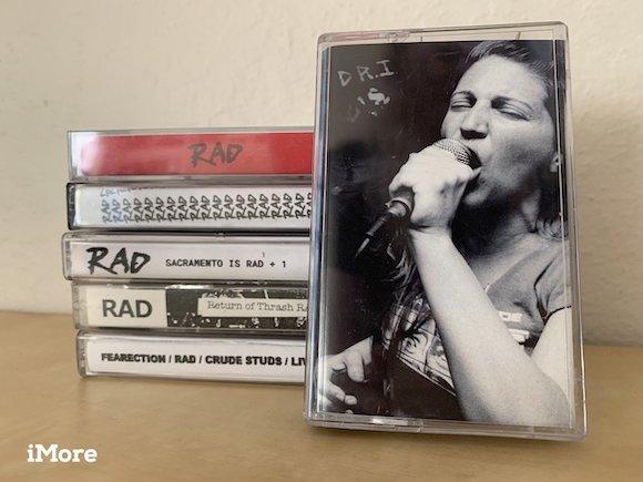 Cassette tape 03