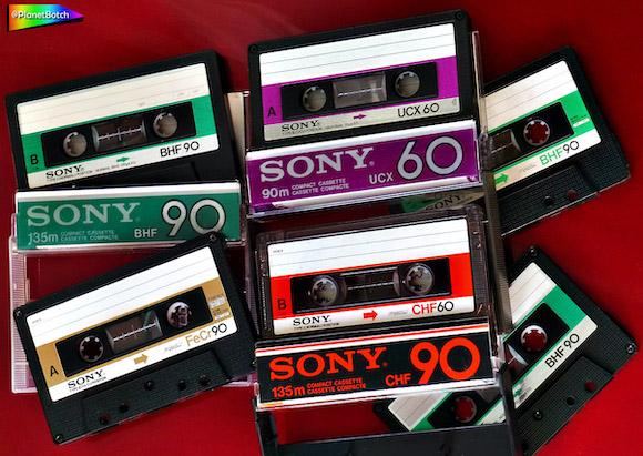 Cassette tape 07