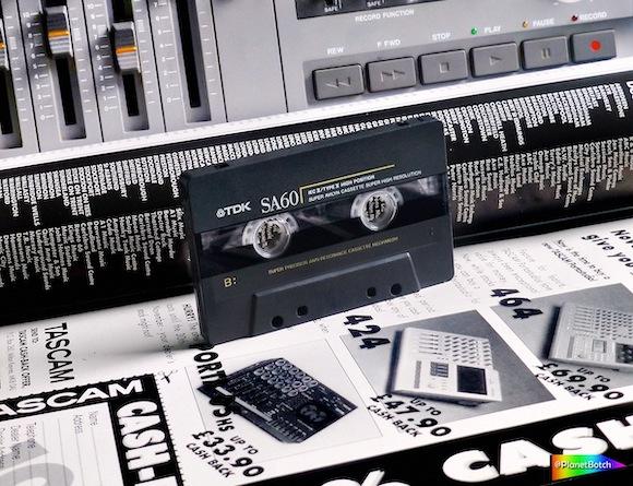 Cassette tape 09