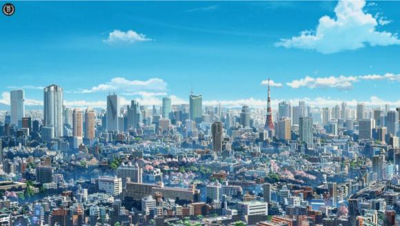 Dynamic Wallpaper Tokyo