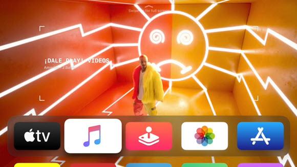 WWDC 2020 tvOS14