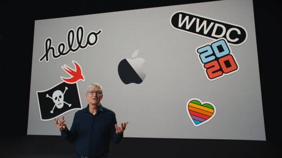 WWDC 2020 Tim Cook