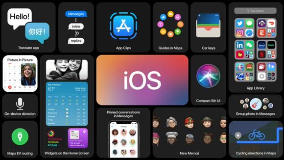 WWDC 2020 iOS14