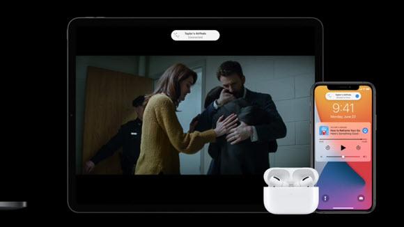 Apple WWDC 2020 AirPods