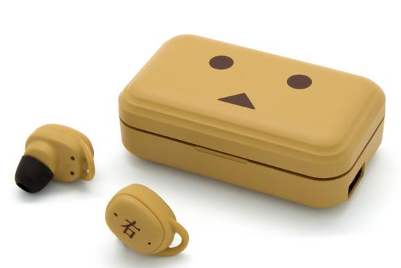 cheero DANBOARD Wireless Earphones Bluetooth 5.1-左右モデル