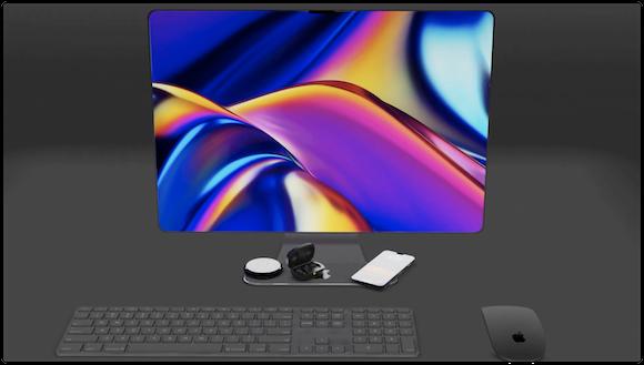iMac コンセプト
