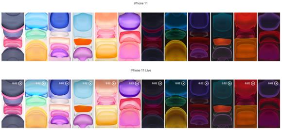 iOS11 wallpaper