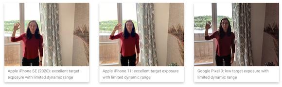 iPhone SE(第2世代) カメラ DXOMARK