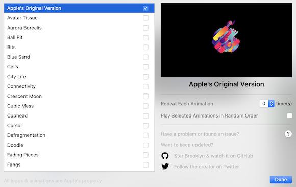 macOS Blooklyn screen saver 00