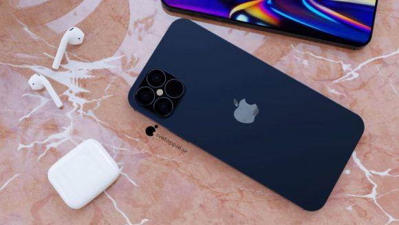 iPhone12 Pro navy 8