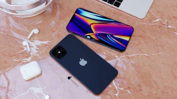 iPhone12 Pro navy 2