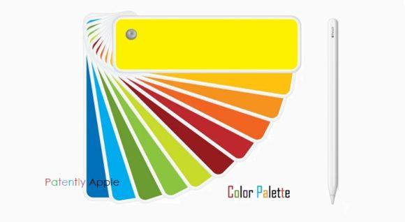 Apple Pencil color sensor 2