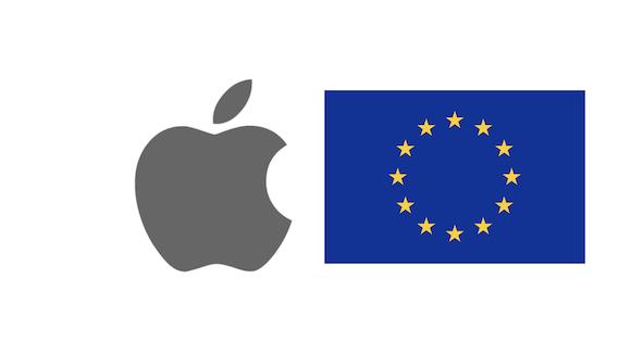 Apple EU 欧州連合