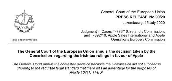 欧州司法裁判所