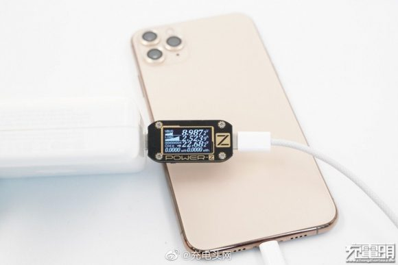 iPhone12 braided cable 3