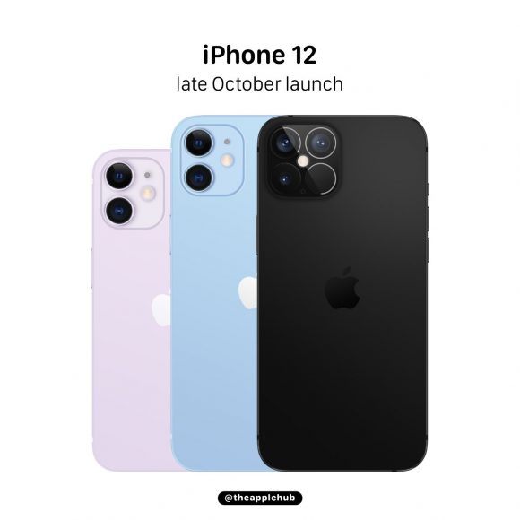 iPhone12 launch event