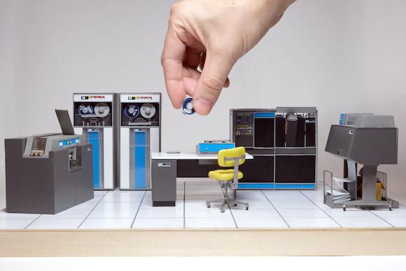 IBM 1401 miniature_01