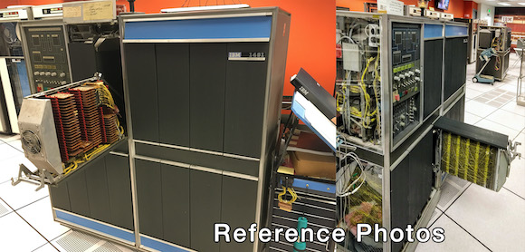IBM 1401 miniature_reference